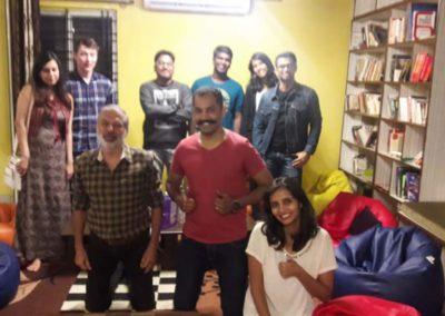 Dialogues Cafe JP Nagar Bangalore