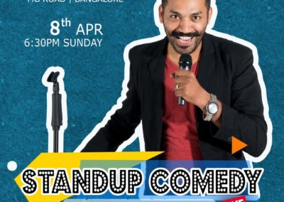 Standup comedy Show for Team A Productions | Rangastala Auditorium