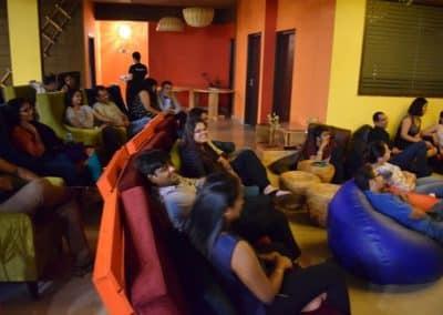 Dialogues Cafe | Dialogues Cafe, JP Nagar | Standup comedy show for Red FM | Mayandi Standup comedian Bangalore