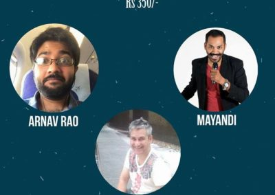 Comedy Nights at Over the Top Lounge