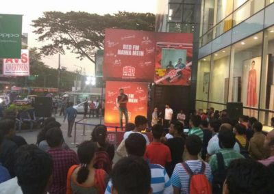 Forum Mall Public show | Mayandi Stand up comedian in Bangalore