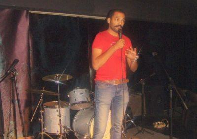 Take5, Indiranagar | Standup Comedian Mayandi Bangalore India