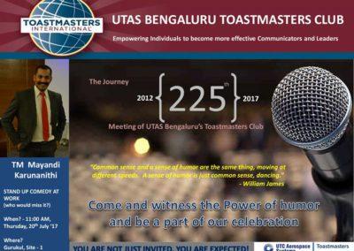 Corporate Comedian Mayandi Bangalore