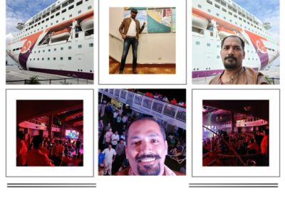 Mayandi Standup comedian Cruise event corporate show